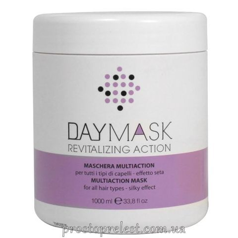 Punti di Vista Personal Touch Multiaction Day Mask - Мультиактивна маска з фруктовими кислотами для всіх типів волосся