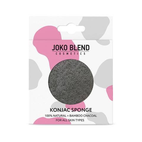 Спонж для обличчя Konjac Sponge Joko Blend (1)