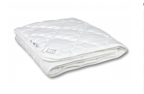 Alvitek. Одеяло детское легкое Алоэ-Люкс, 140х105 см