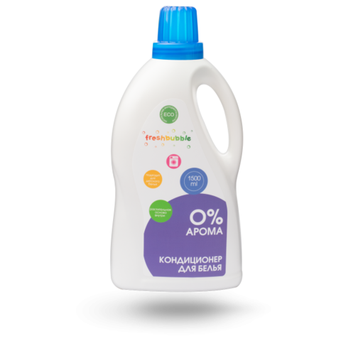 Кондиционер для белья Без аромата, 1,5 л
