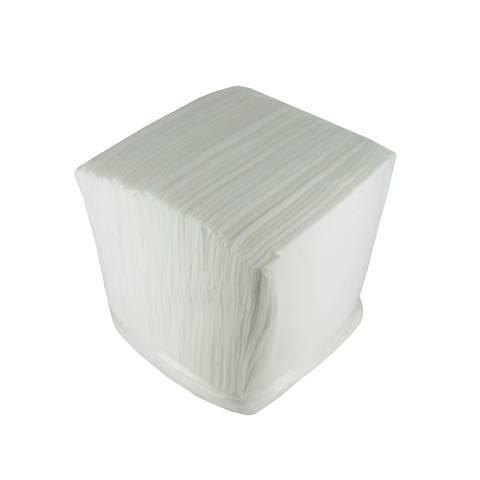 Гладкие одноразовые полотенца