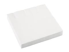 Салфетка Frosty White (Белые) 33 см, 16 шт, 1 уп.