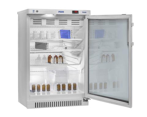 Холодильник фармацевтический ХФ-140-1 «POZIS» дверь стекло - фото