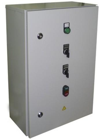 ЯУО 9601-4074 Ящик управления освещением  (100 А, фотореле+реле времени) IP54