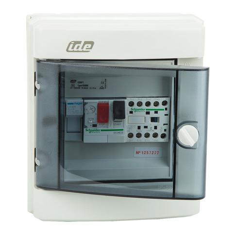 Контрольная панель Kripsol для противотока ATN 160 / 6738