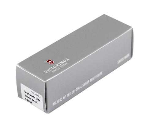 Нож Victorinox Forester, 111 мм, 10 функций, с фиксатором лезвия, красный с чёрным