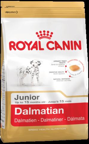 Для щенков Далматина до 15 месяцев