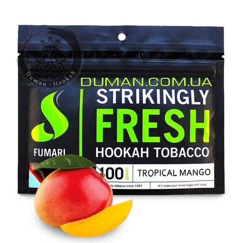 Табак Fumari Tropical Mango (Фумари Манго)