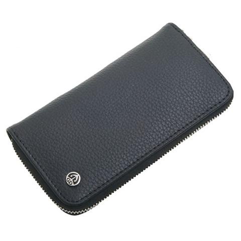 Мужской дорожный набор GD, 5 предметов, цвет черный, кожаный футляр