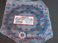 Звезда задняя JT R 210.45 SC Honda XR 400