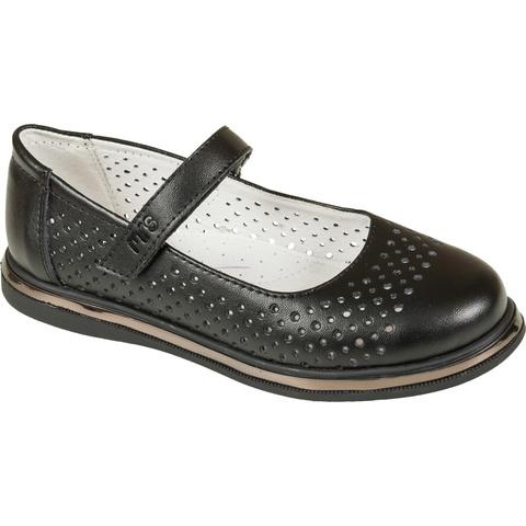 217235 Туфли школьные для девочки (32-37)
