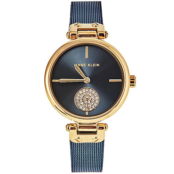 Часы наручные Anne Klein AK/3001GPBL
