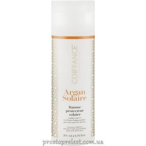 Coiffance Professionnel Argan Solaire Conditioner – Солнцезащитный кондиционер для волос