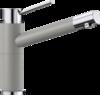 Смеситель Blanco Alta Compact Хром/алюметаллик
