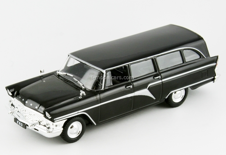 1:43 MODEL CAR USSR DIECAST IXO IST DeAGOSTINI GAZ 13 TSCHAIKA