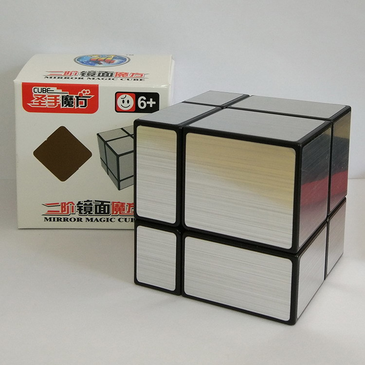 Зеркальный куб 2х2 Shengshou