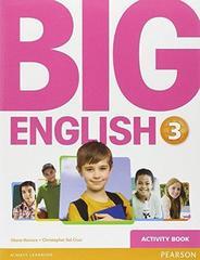 Big English 3 Activity Book