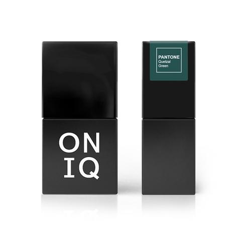 Гель-лак ONIQ - 115 QUETZAL GREEN, 10 мл