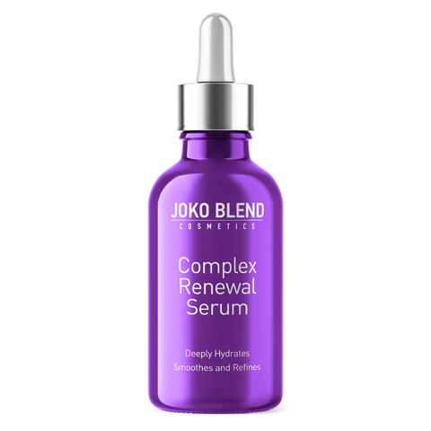 Сироватка пептидна для відновлення шкіри Complex Renewal Serum Joko Blend 30 мл (1)