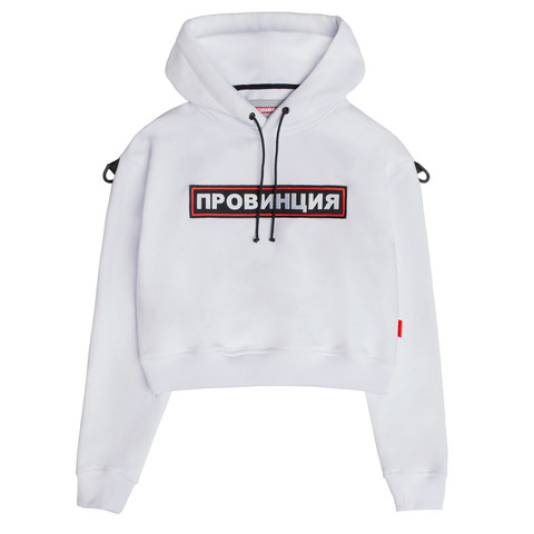 Худи Кроп Провинция