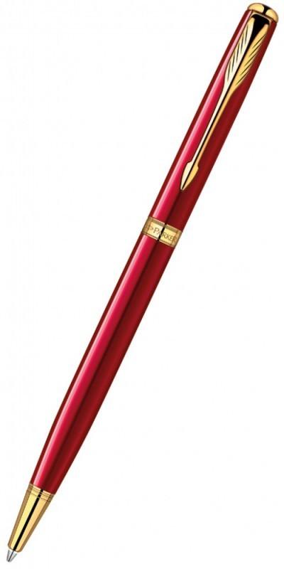 Parker Sonnet Slim K439 ESSENTIAL LaqRed GT (1859473)