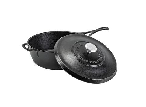 Глубокая сковорода круглая 4,5 л + крышка, артикул BL49LDSK