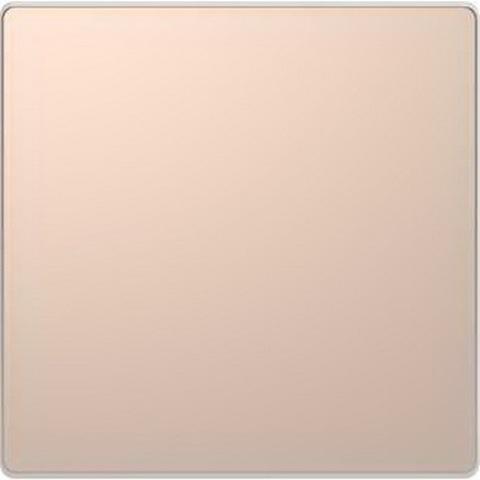 Выключатель одноклавишный. Цвет Шампань. Merten D-Life System Design. MTN3111-0000+MTN3300-6051
