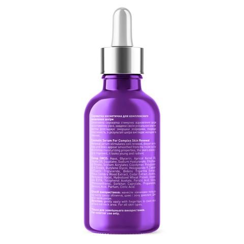 Сироватка пептидна для відновлення шкіри Complex Renewal Serum Joko Blend 30 мл (3)