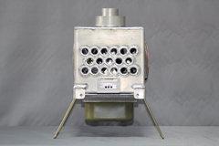Теплообменник в палатку Сибтермо СТ-2,3 + горелка, сумка. К-т 03