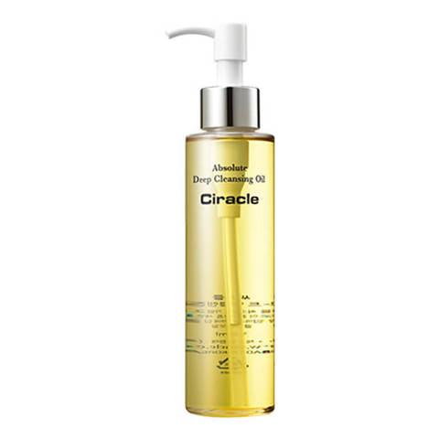 Гидрофильное масло с камелией  Ciracle Absolute Deep Cleansing Oil