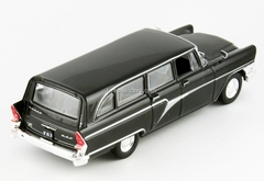 GAZ-13S Chaika ambulance hearse (Black Doctor) DeAgostini Auto Legends USSR #89