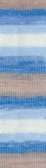 3921 (Белый, беж голубой,синий)