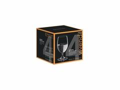 Набор из 4-х бокалов для воды Mineral Water Glass Vivendi Premium, 355 мл, фото 4