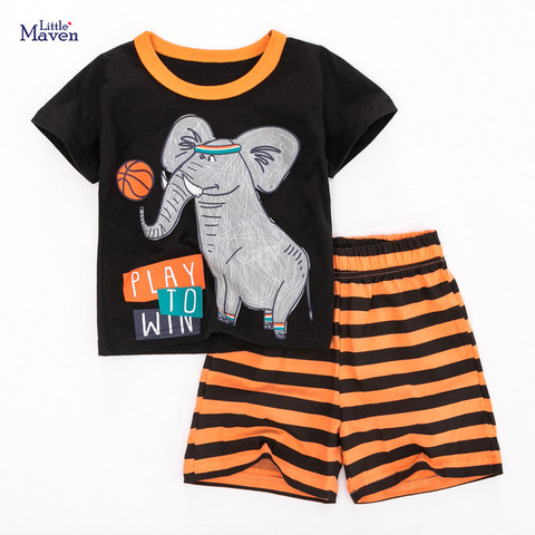 Костюм для мальчика Little Maven Слон-спортсмен