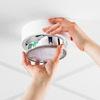 Монтаж светодиодного светильника эвакуационного освещения iTECH
