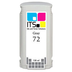 Картридж для HP 72 (C9401A) Gray 130 мл