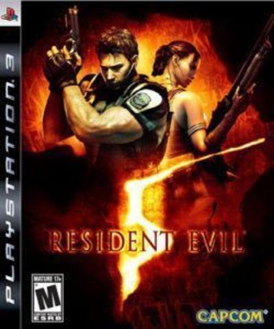 Resident Evil 5 - Gold Edition (с поддержкой PS Move) (PS3, английская версия)