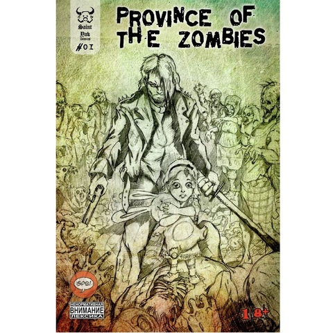 Province of the Zombies №01