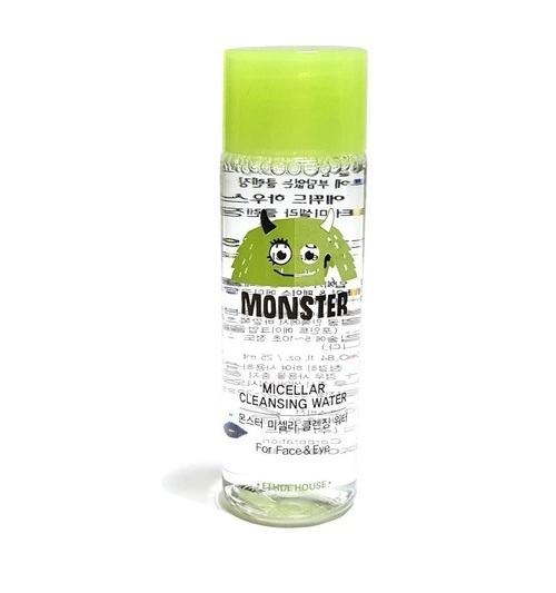 Мицеллярная вода ETUDE HOUSE Monster Micellar Cleansing Water