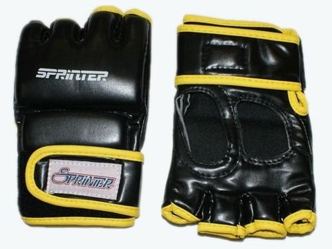 Перчатки для рукопашного боя. Размер L. Материал: кожзаменитель. :(ZTM-002-L):