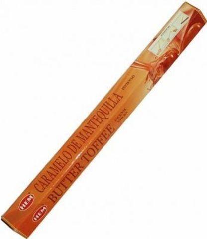 Индийские палочки HEM Butter Toffee