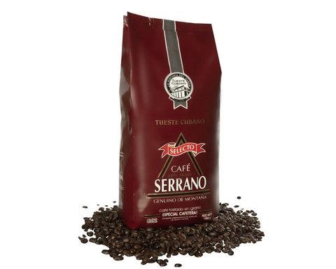 купить Кофе в зернах Serrano Selecto, 1 кг