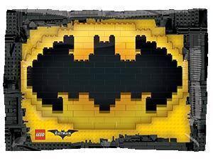 А Подушка Лего Бетмен. 16