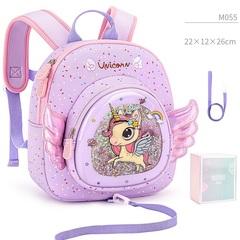 Çanta \ Bag \ Рюкзак Unicorn purple