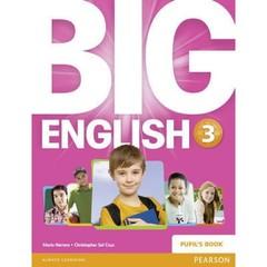 Big English 3 Pupils' Book