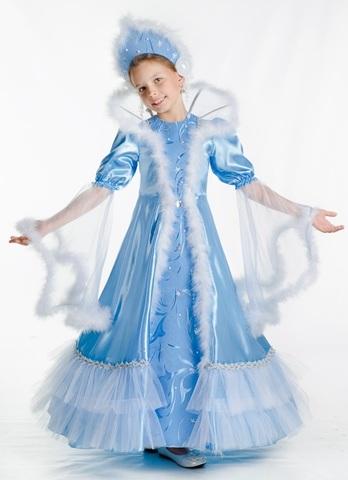 Костюм Снежной Королевы детский