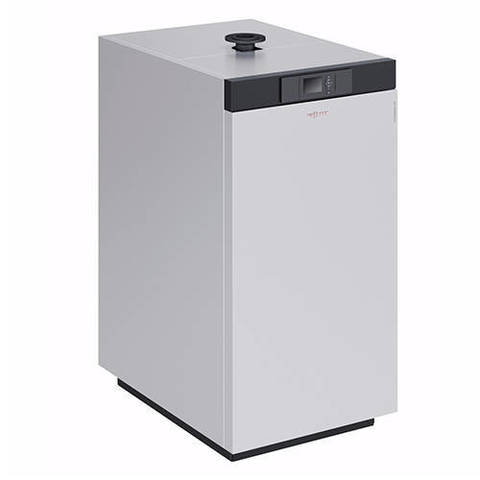Котел газовый конденсационный Viessmann Vitocrossal 100 CI1 - 200 кВт (с Vitotronic 300-K, в сборе)