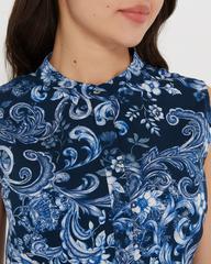 Блузка из шелка