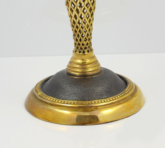 Кубок «Державный» с камнями, позолоченный, фото 4