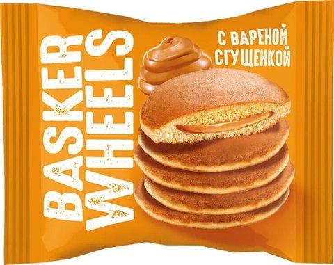 """Панкейк """"Baskerweels"""" с вареной сгущенкой 36г"""